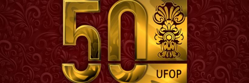 UFOP 50 anos